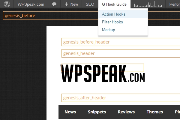 Genesis-Framework-hooks