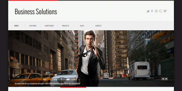 Business-Web-Template