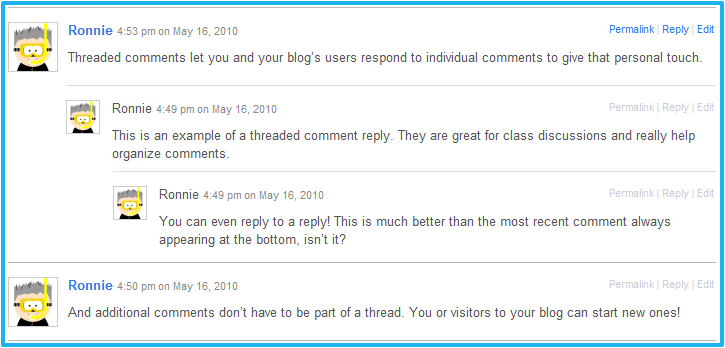 threaded-comments