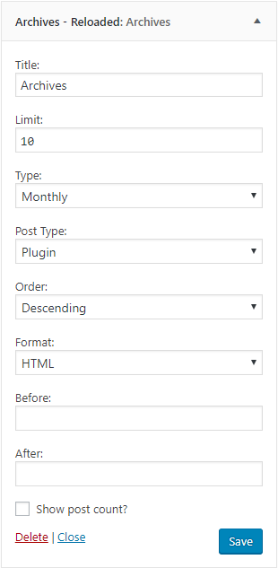 widget-reloaded-plugin