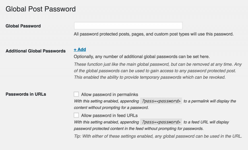 global-password