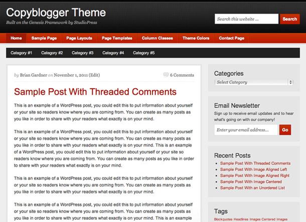 Copyblogger-Child-Theme